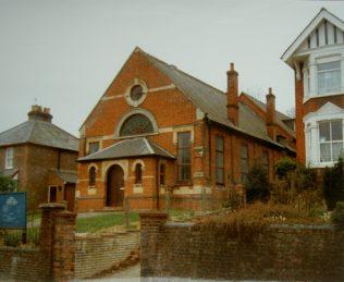 Sands Primitive Methodist chapel | Keith Guyler 1990