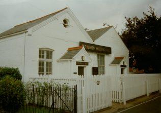 Tylers Green Primitive Methodist chapel | Keith Guyler 1996