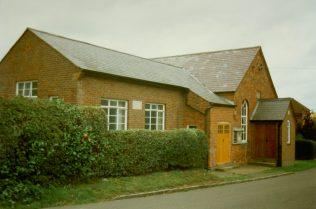 Winchmore Hill Jubilee Primitive Methodist chapel | Keith Guyler 1996