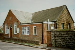 the second Oving Primitive Methodist chapel | Keith Guyler 1995
