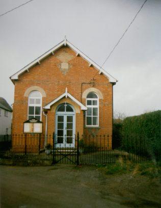 Wingrave Primitive Methodist chapel | Keith Guyler 1999