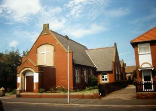 1927 Lynemouth Primitive Methodist Chapel as it was in 1999 | Keith Guyler 1999