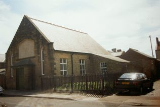 Newbiggin-by-the-Sea Primitive Methodist Hall as it was in 1999 | Keith Guyler 1999
