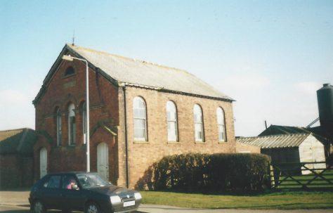 Beeford Primitive Methodist chapel