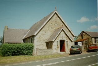 1893 Donaldson's Lodge Primitive Methodist Chapel  as it was in 1996 | Keith Guyler 1996