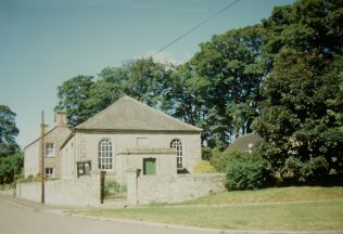 1855 Milfield Primitive Methodist Chapel as it was in 1996 | Keith Guyler 1996
