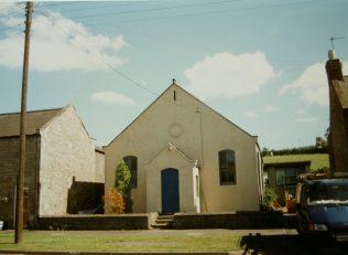 Norham Primitive Methodist Chapel  as it was in 1996 | Keith Guyler 1996