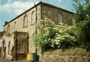 1880 Wooler Primitive Methodist Chapel as it was in 1996 | Keith Guyler 1996