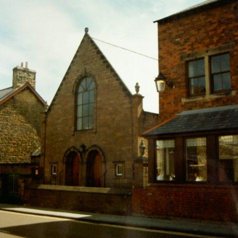 1926 Seahouses (Main Street) Primitive Methodist Chapel as it was in 1996 | Keith Guyler 1996