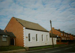 Pelton Primitive Methodist chapel | Keith Guyler 2002