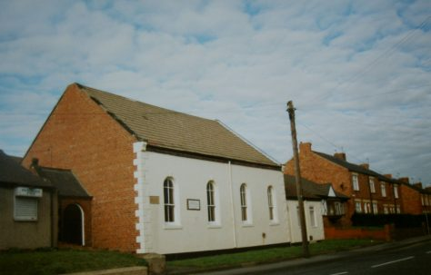 Pelton Primitive Methodist chapel