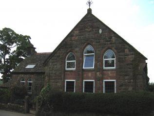 Hognaston Primitive Methodist chapel | picture provided by Rosemary Kopittke 2013