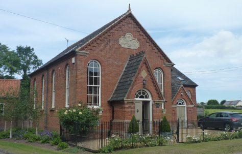 North Creake Primitive Methodist chapel