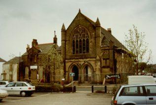 Lancaster Moor Lane Primitive Methodist chapel | Keith Guyler 1996