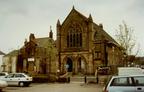 Lancaster, Moor Lane Primitive Methodist Chapel