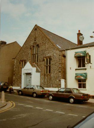 Morecambe Primitive Methodist chapel | Keith Guyler 1996