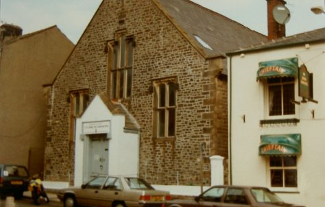 Morecambe Primitive Methodist chapel