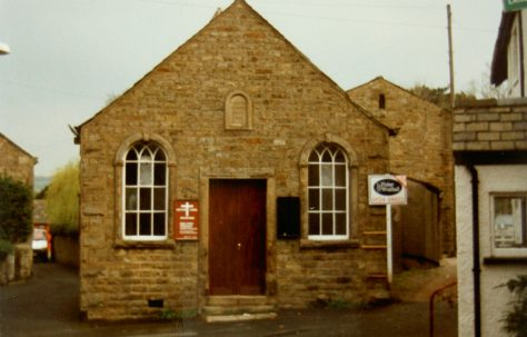 Brookhouse Primitive Methodist chapel