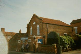 Lambley Primitive Methodist chapel   Keith Guyler 1997