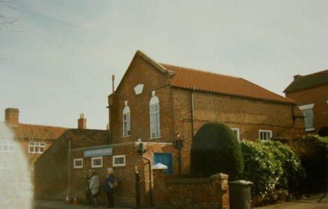 Lambley Primitive Methodist chapel