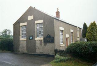Moorwood Moor Primitive Methodist chapel | Keith Guyler 1998
