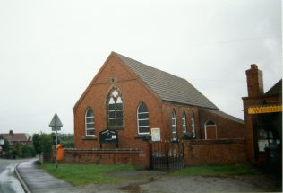 Wessington Primitive Methodist chapel | Keith Guyler 1998