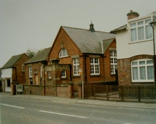 Brailsford Primitive Methodist chapel | Keith Guyler 1998