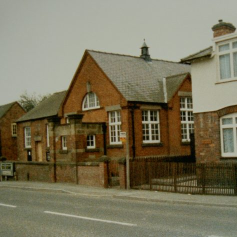 Brailsford Primitive Methodist chapel   Keith Guyler 1998