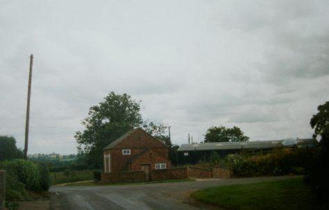 Hollington Primitive Methodist chapel