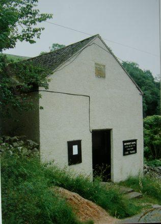 former Primitive Methodist chapel at Milldale | Keith Guyler 1988