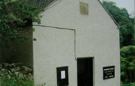Milldale Primitive Methodist chapel
