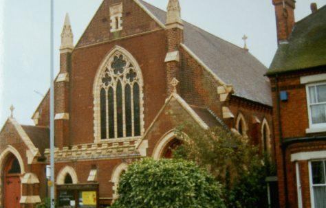 Ashby-de-la-Zouch; Burton Road Primitive Methodist chapel