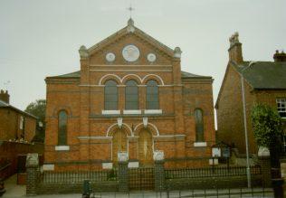 Keyworth Primitive Methodist chapel | Keith Guyler 1997