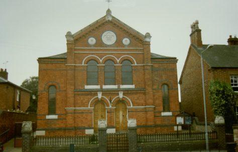 Keyworth Primitive Methodist chapel