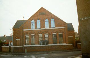 Albert Street PM chapel, Stanton Hill in 1998 | Keith Guyler 1998