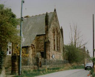Crich Carr Primitive Methodist chapel | Keith Guyler 1987