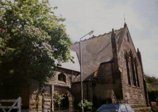 Crich Carr Primitive Methodist chapel | Keith Guyler 1998
