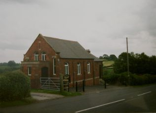 1909 Cross o' th' Hands Primitive Methodist Chapel as it was in 2002 | Keith Guyler 2002