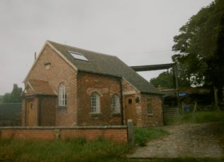 Mercaston Primitive Methodist chapel | Keith Guyler 2002