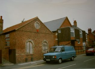 first East Bridgeford Primitive Methodist chapel | Keith Guyler 1996