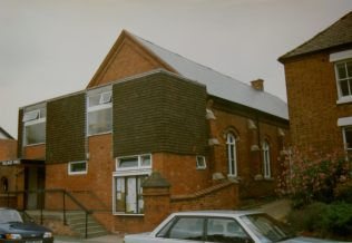 second East Bridgeford Primitive Methodist chapel | Keith Guyler 1996
