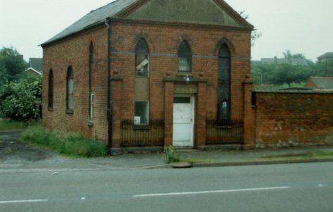 Heather Primitive Methodist chapel
