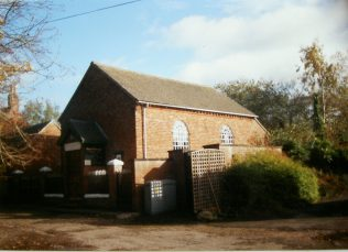 1828 Church Broughton Primitive Methodist Chapel as it was in 2001 | Keith Guyler 2001