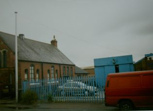 1912 Hatton; Prince Memorial Primitive Methodist Church as it was in 2002 | Keith Guyler 2002