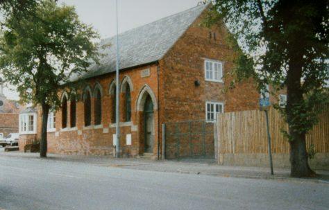 Grantham Broad Street Primitive Methodist chapel,