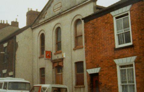 Grantham Commercial Road Primitive Methodist Chapel, Lincolnshire