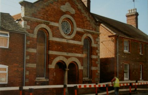 Great Gonerby Primitive Methodist chapel