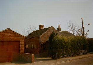 Old Somerby Primitive Methodist chapel | Keith Guyler 1997
