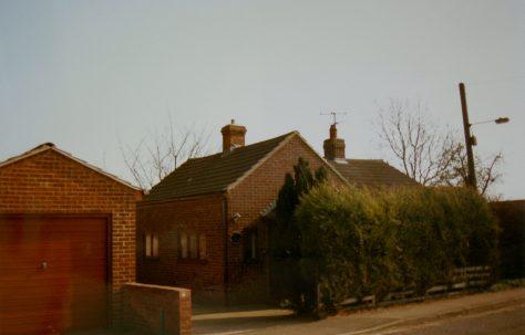 Old Somerby Primitive Methodist chapel