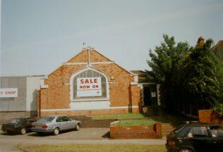 Dale Lane Primitive Methodist chapel, Blidworth | Keith Guyler 1996